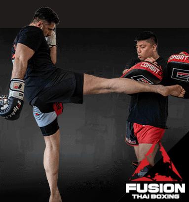 Fusion Thai Boxing Elgin, Il